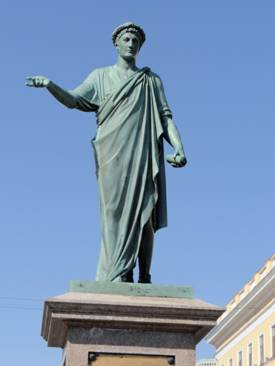 Monumento al Duque de Richelieu