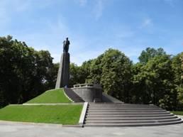 Mausoleo de Tarás Shevchenko