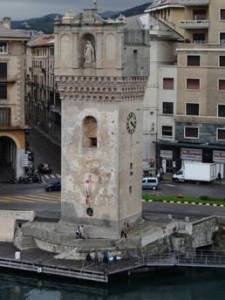 Savona, La Torre de León Pancaldo