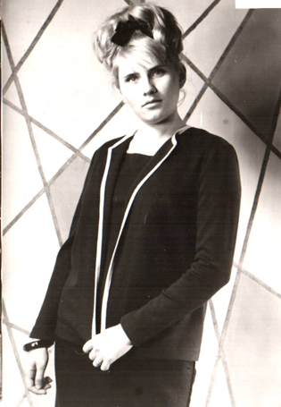 Lydia N. Zajarieva en 1966.