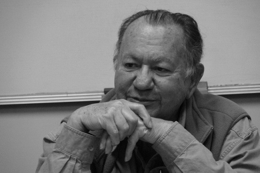 Germán Carrera Damas, historiador. Foto: LuisCarlos Díaz